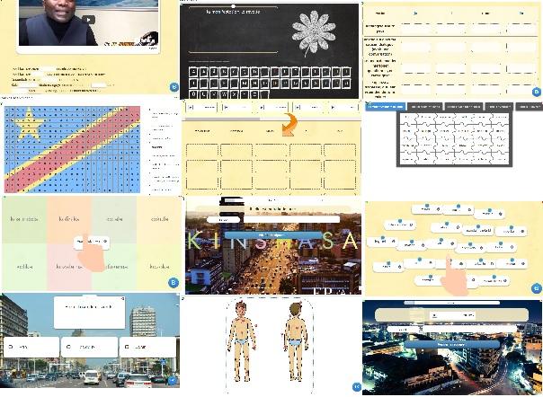 mosaique blog lingala